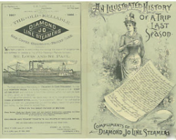 Diamond Jo Line Encyclopedia Dubuque border=