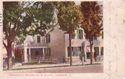Allison William Boyd Encyclopedia Dubuque border=