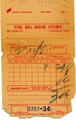 Shoe Store In Dubuque Iowa