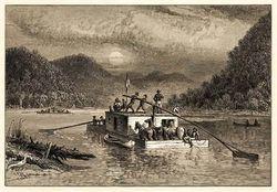 Keelboats Encyclopedia Dubuque
